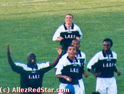Red Star - Chantilly