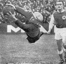 Red Star - Troyes, 1953