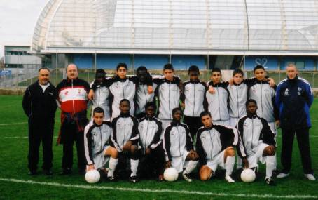 Red Star 14 ans
