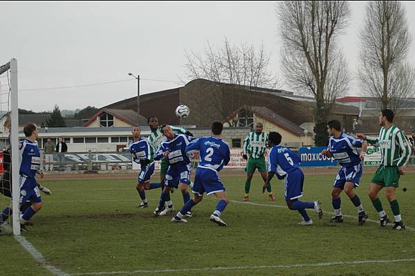 OISSEL - RED STAR FC 93