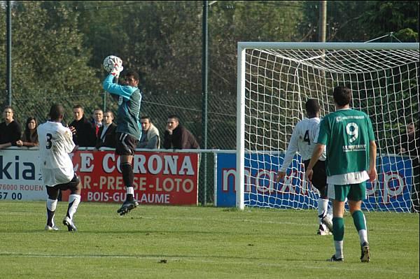 BOISGUILLAUME  RED STAR FC 93 ~ Fc Bois Guillaume