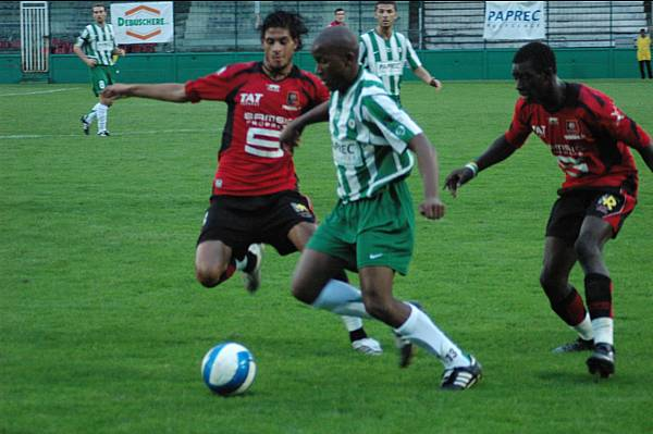 RED STAR FC 93 v RENNES B