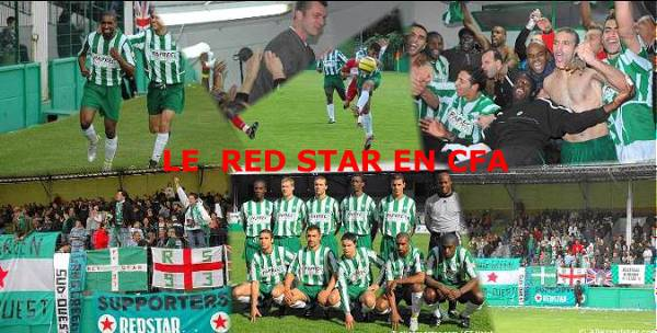Red Star en CFA