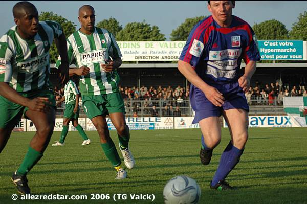 Abbeville - Red Star