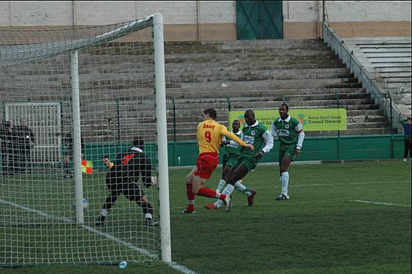 RED STAR FC 93 - VITRE