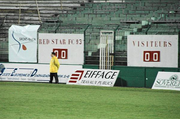RED STAR FC 93 - PLABENNEC