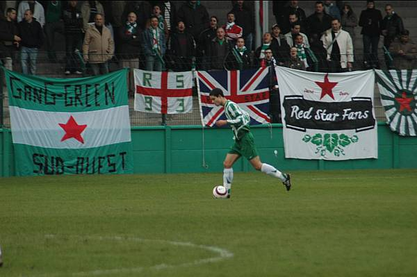 RED STAR FC 93 - BOIS-GUILLAUME