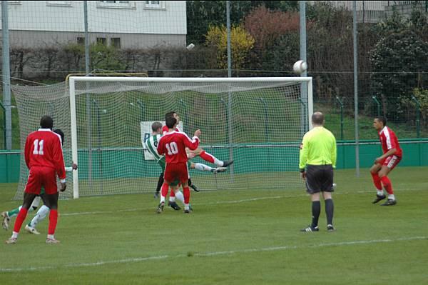 RED STAR FC 93 v BOISGUILLAUME ~ Fc Bois Guillaume
