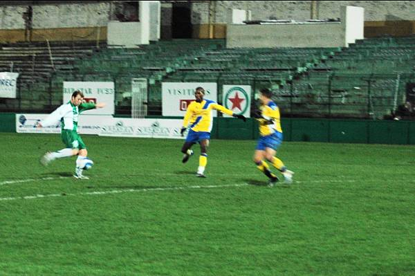 RED STAR FC 93 v EPINAL