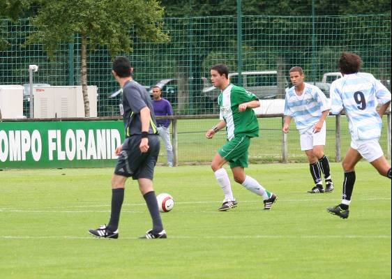 RED STAR FC 93 v PACY-SUR-EURE