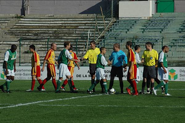 RED STAR FC 93 - ORLEANS