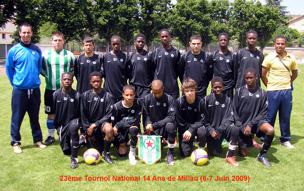 Red Star Tournoi de Milau