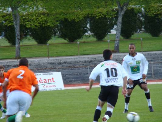 QUIMPER - RED STAR FC 93