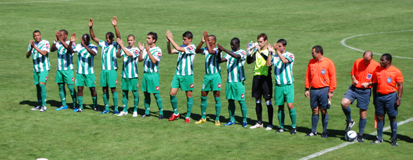 PARIS SG B - RED STAR FC 93