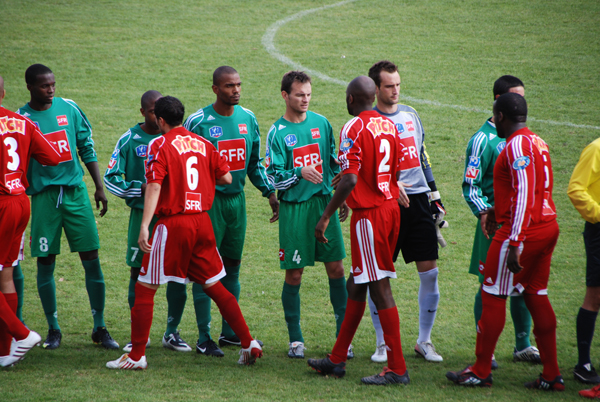 LE BOURGET - RED STAR FC 93