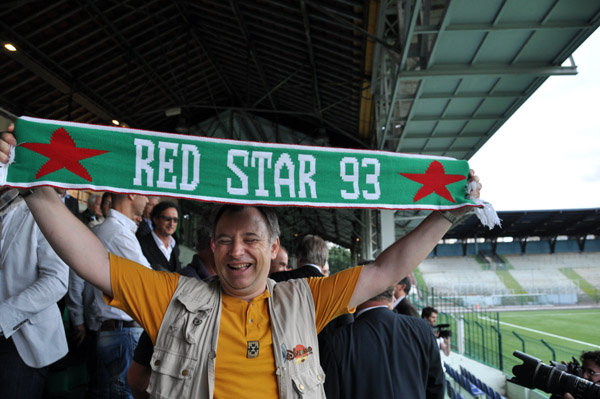 RED STAR FC 93 v CHERBOURG