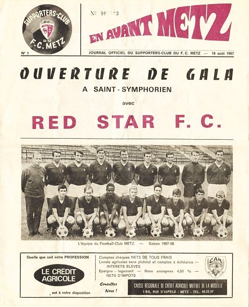 Red Star - Metz