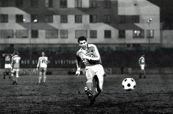 Orléans - Red Star, 1982
