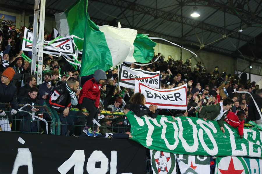 RED STAR - CHOLET