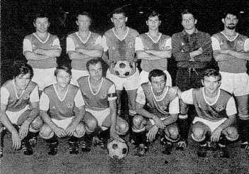 Red Star 1969 - 70